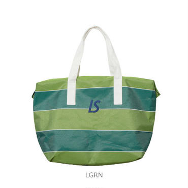LUZ e SOMBRA AJINGLE TOTE BAG【GRN】