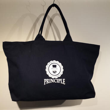 PRINCIPLE Zip Tote Bag