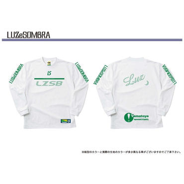 LUZeSOMBRA×大和屋別注プラシャツ【WHTGRN】