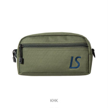 LUZ e SOMBRA LS MINI SHOULDER BAG【KHK】