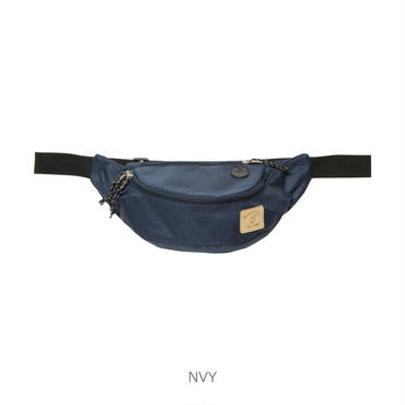 LUZ e SOMBRA EASY WAIST BAG【NVY】