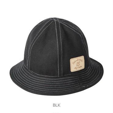 LUZ e SOMBRA/ルースイソンブラ MELTON BOWLER HAT