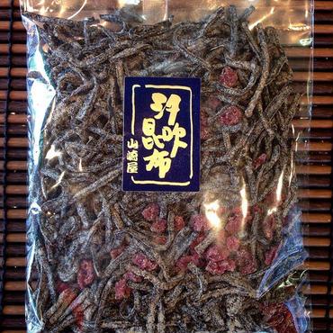 【メール便 送料無料】味松葉 塩昆布(梅風味70g )佃煮