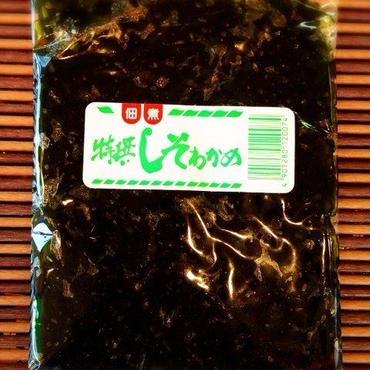 青しそわかめ(110g入り)佃煮