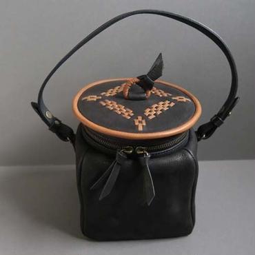 pot-cube M  (black)