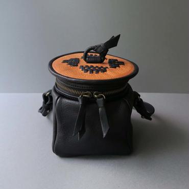 pot-cube S  (black)