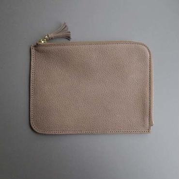 tassel flat case M (gray)
