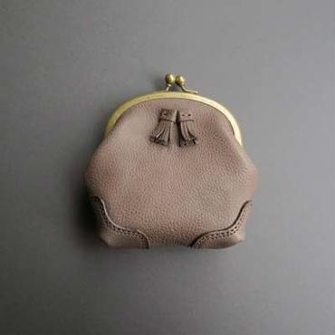 tassel mini pouch (gray)