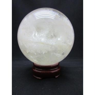 ヒマラヤ天然水晶 丸玉 約1.5kg