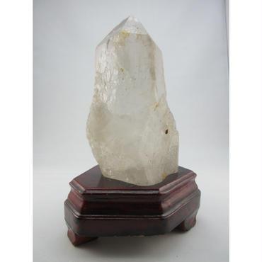ライトニングクリスタル(雷水晶) 1.4kg 六角柱