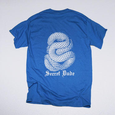 SECRET DUDE  Snake T-shirts  RB