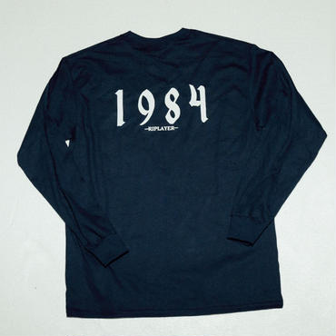 SECRET DUDE 1984 -RIPLAYER-  Long Sleeve NY