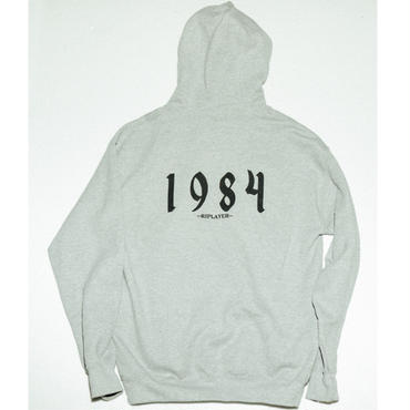 SECRET DUDE 1984 -RIPLAYER- Hoodie GY