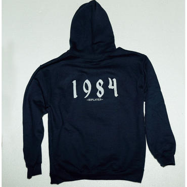 SECRET DUDE 1984 -RIPLAYER- Hoodie NY