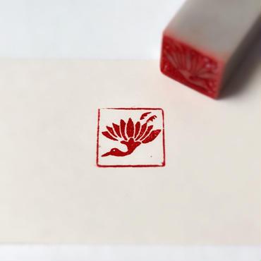 『鶴  -TURU-』    Japanese lucky symbol