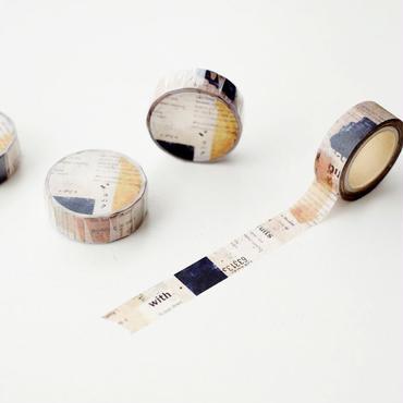 original masking tape     ロウビキ