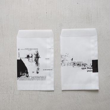 【増量】M-06    グラシンの封筒  月虹
