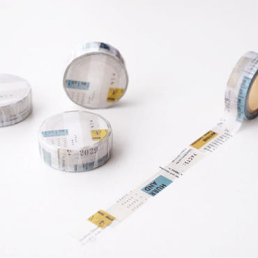 original masking tape  -  ミドリトキイロ