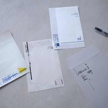 いろいろな紙のメモセット