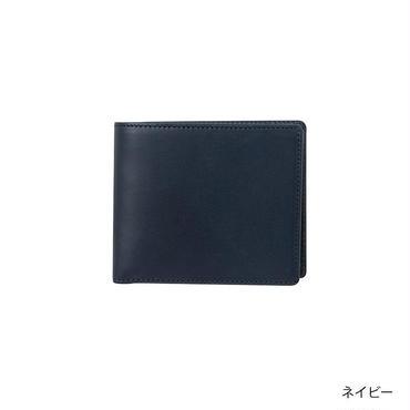 KSK2つ折り財布(ブラウン/ネイビー/ブラック)