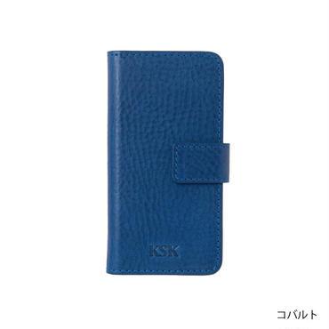KSK手帳型ケースロゴ:iPhoneX