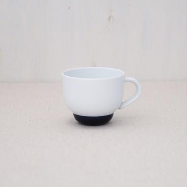 2016/ Pauline Deltour ティーカップ(white/dark blue)