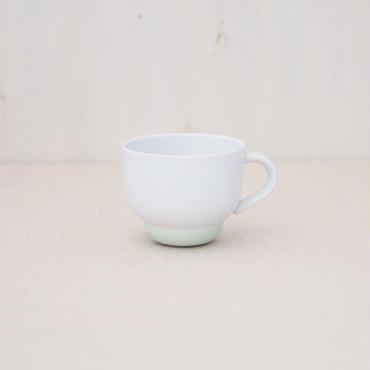 2016/ Pauline Deltour ティーカップ(white/celadon)