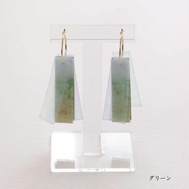 記憶のピアス・イヤリング/2個セット