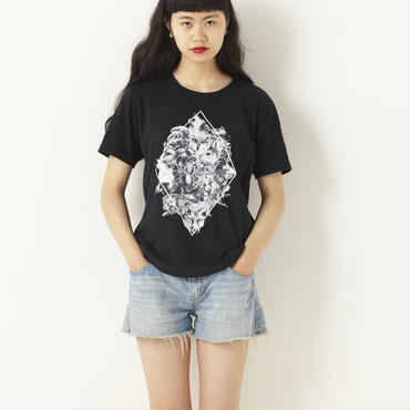YORTZ  Tシャツ BLACK SALE!!40%oFF ¥5292→¥3175!!