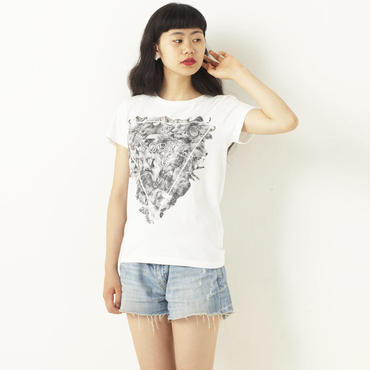 YORTZ Tシャツ WHITE SALE!!40%oFF ¥5292→¥3175!!