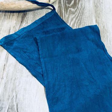 【男性用】天然藍染め ヘンプ100%ふんどし