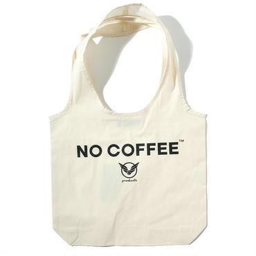 NO COFFEExYOSHIDAROBERTOショッピングバッグ(ベージュ)