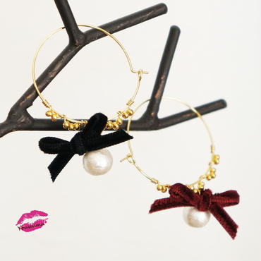 ♥ribbon♥ metal race pierce