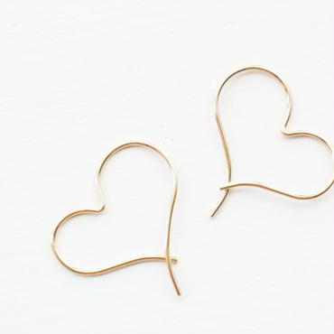K14gf happy heart pierce S