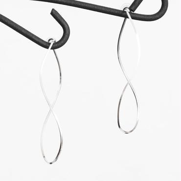 silver930 line pierce squarewire