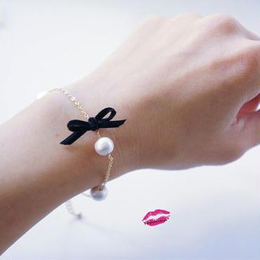 ♥ribbon♥ bracelet