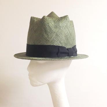 7 SPIKE HAT (ライトグリーン)