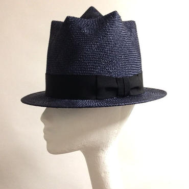 7 SPIKE HAT (紺)