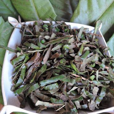 びわの葉エキスつくり用(漬けるだけ・すぐ、濃く、抽出)、びわの葉浴用、びわ茶用 びわの葉  乾燥 5㎜細断   150g    (葉のうぶ毛除去スミ)