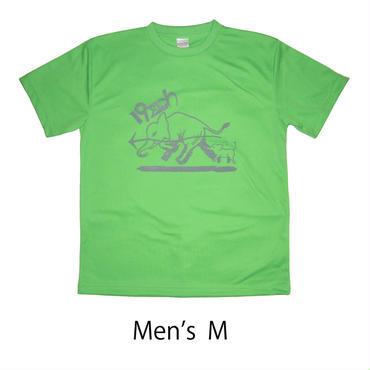 スポーツTシャツ「19Zoh(行く象)」 メンズ