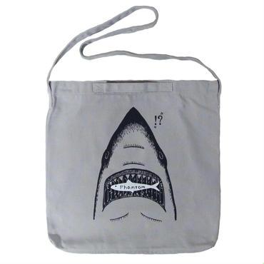 残念…それは幻だ サメ ショルダーバッグ