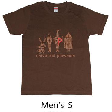 ユニクロっぽいヤーガン族Tシャツ メンズ