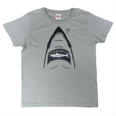 残念…それは幻だ サメTシャツ レディース
