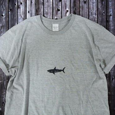 鮫FISH ロングレングスTシャツ