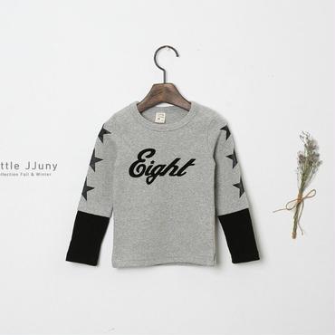 ロンTスターTシャツ GY