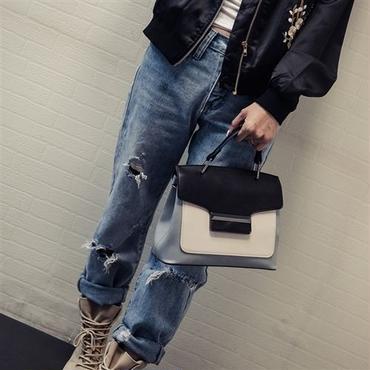 欧米スタイルファッションバック