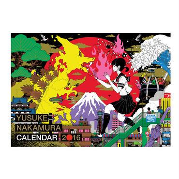 中村佑介2016カレンダー