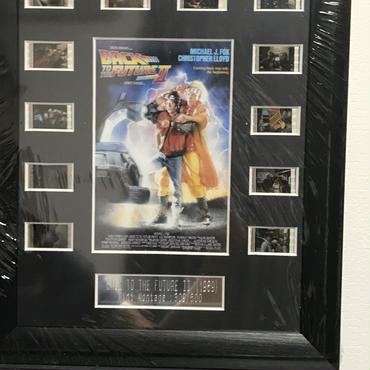Back to the future PART2  Film cell