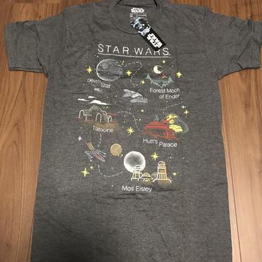 STAR WARS  Planet  Tシャツ