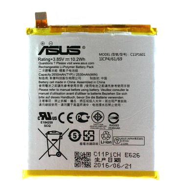 ZenFone 3 ZE520KL 交換用バッテリー C11P1601
